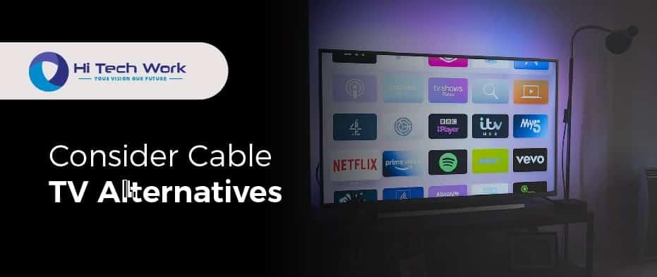 TV Alternatives