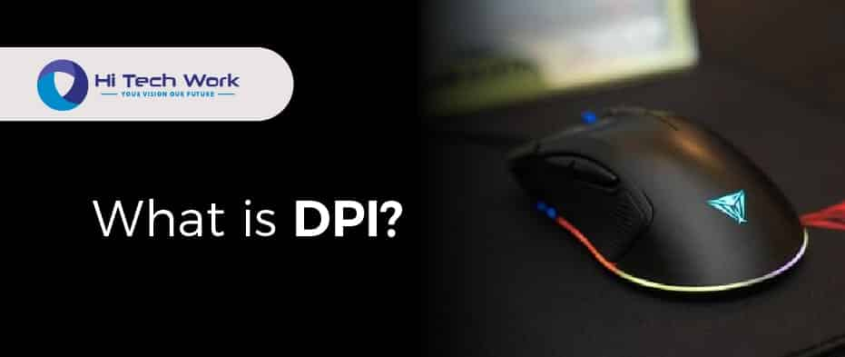 How To Check Dpi