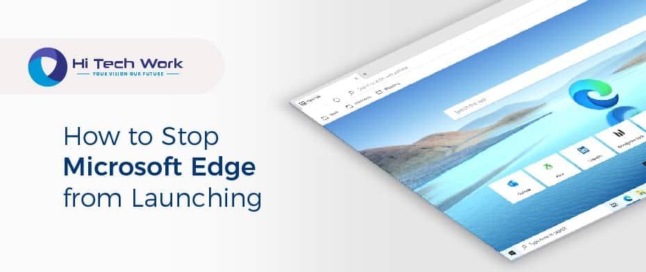 How To Uninstall Microsoft Edge Windows 10
