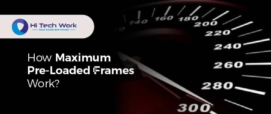 Maximum Pre-rendered Frames