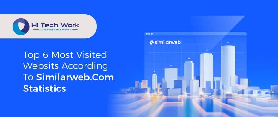 Most Visited Websites In The World