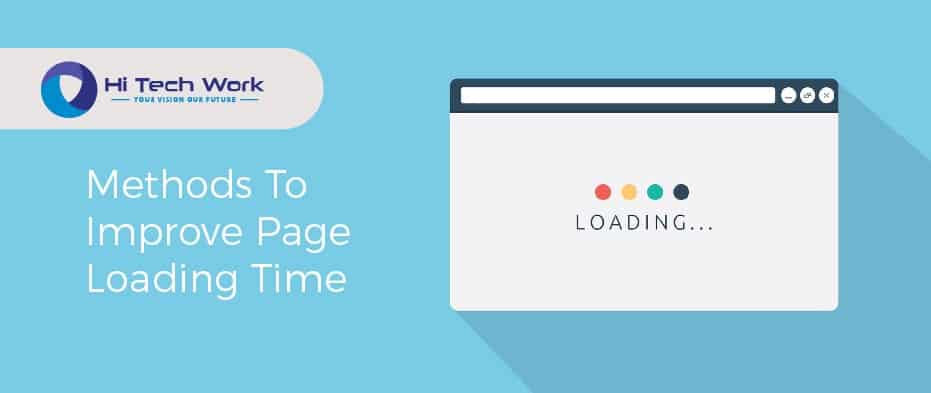 Website Loading Page Time