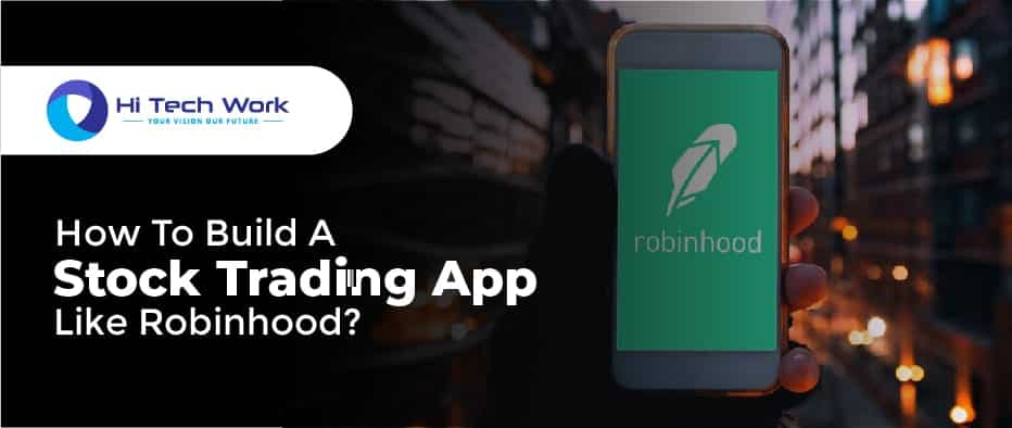 how to build a stock trading app