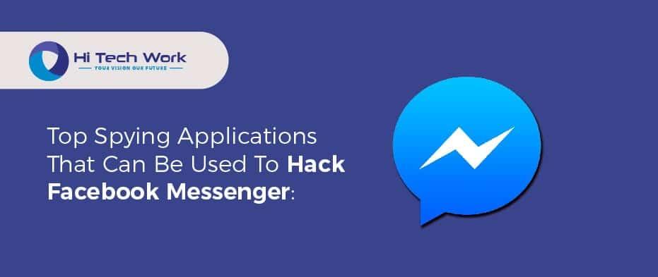 how to hack someones facebook messenger