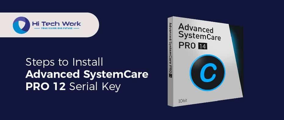 Advanced Systemcare Pro 12.3 Key