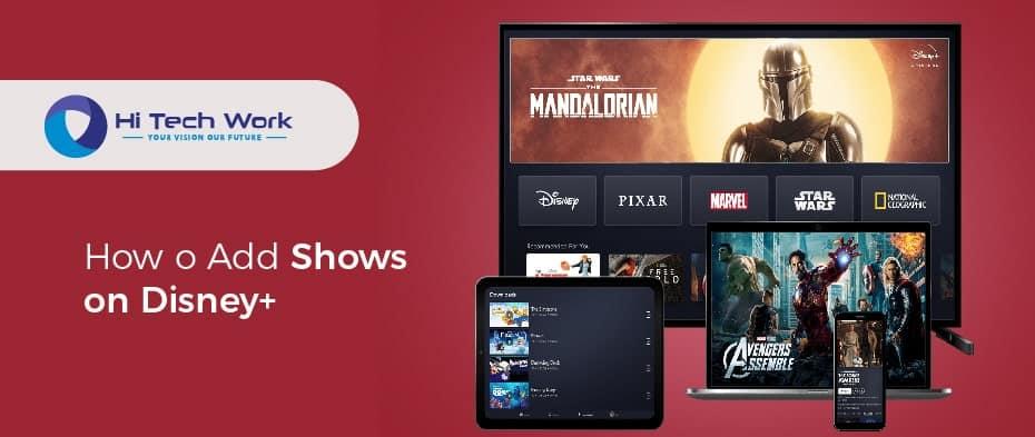 Disney+ Watchlist