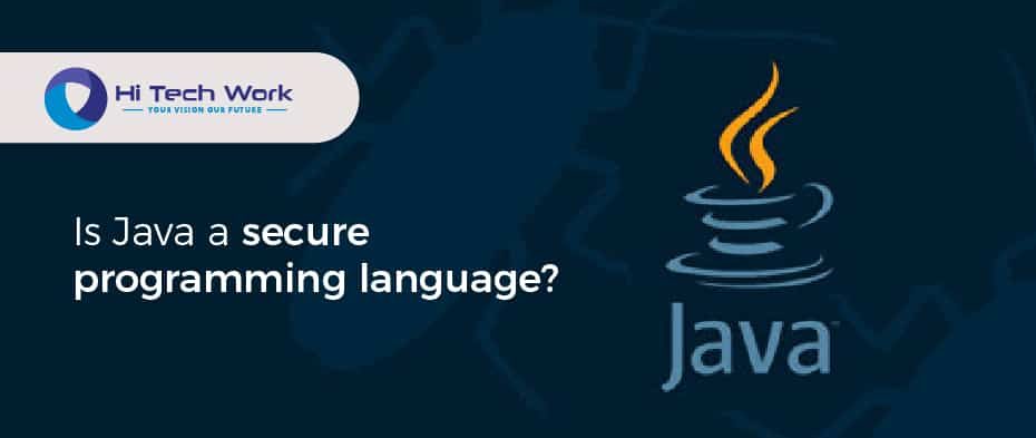 Is Java a secure programming language