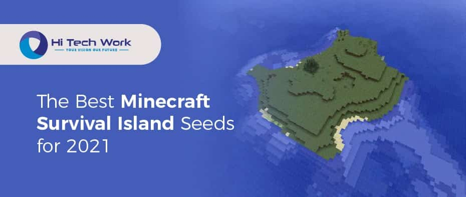 Minecraft 1.12.2 Survival Island Seeds
