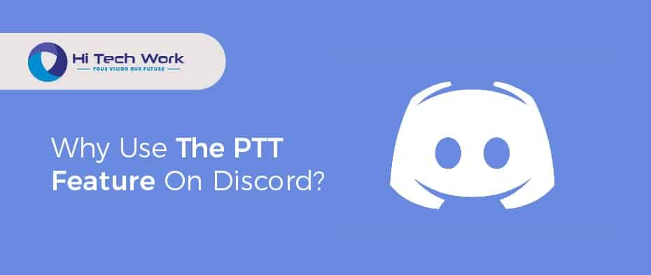 discord push to talk not working